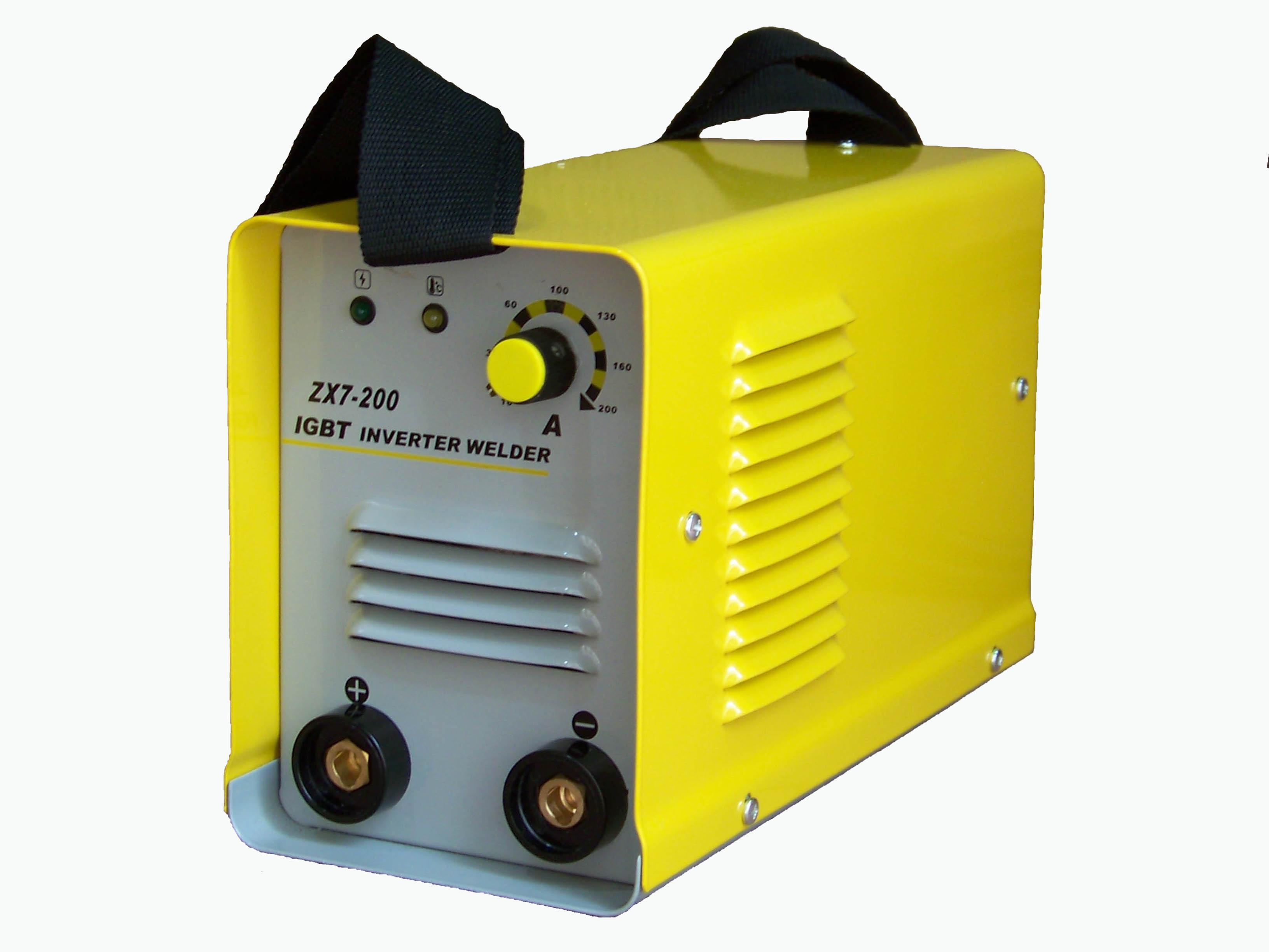 逆变电焊机电源的谐波抑制分析